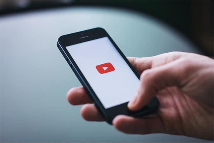 Youtube-auf-dem-Handy