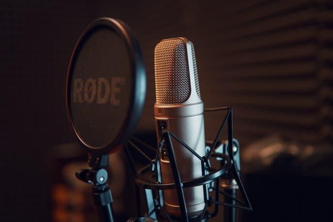 Studiomikrofon Rode