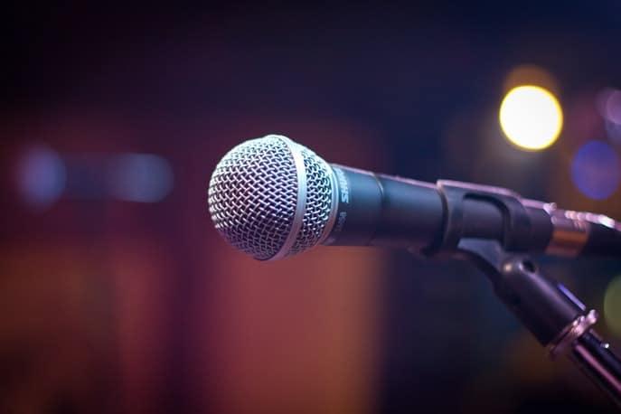 Dynamisches Mikrofon